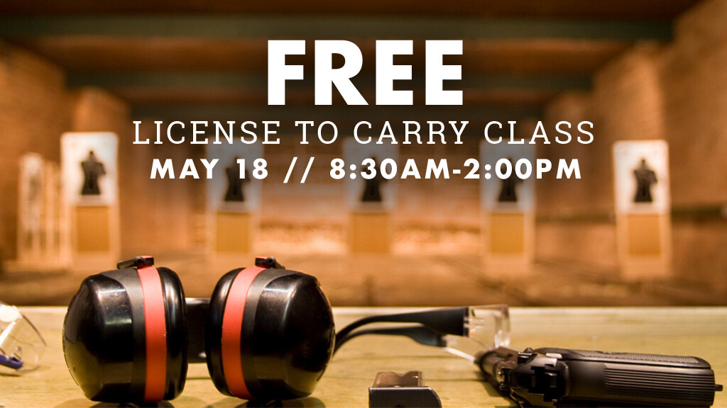 Free License to Carry Class