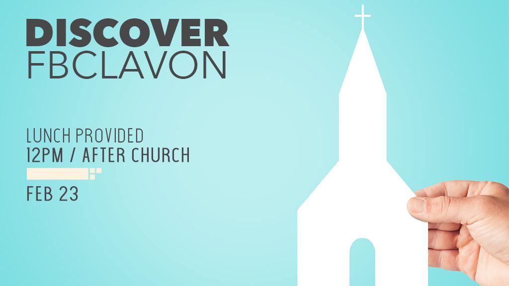 Discover FBC Lavon